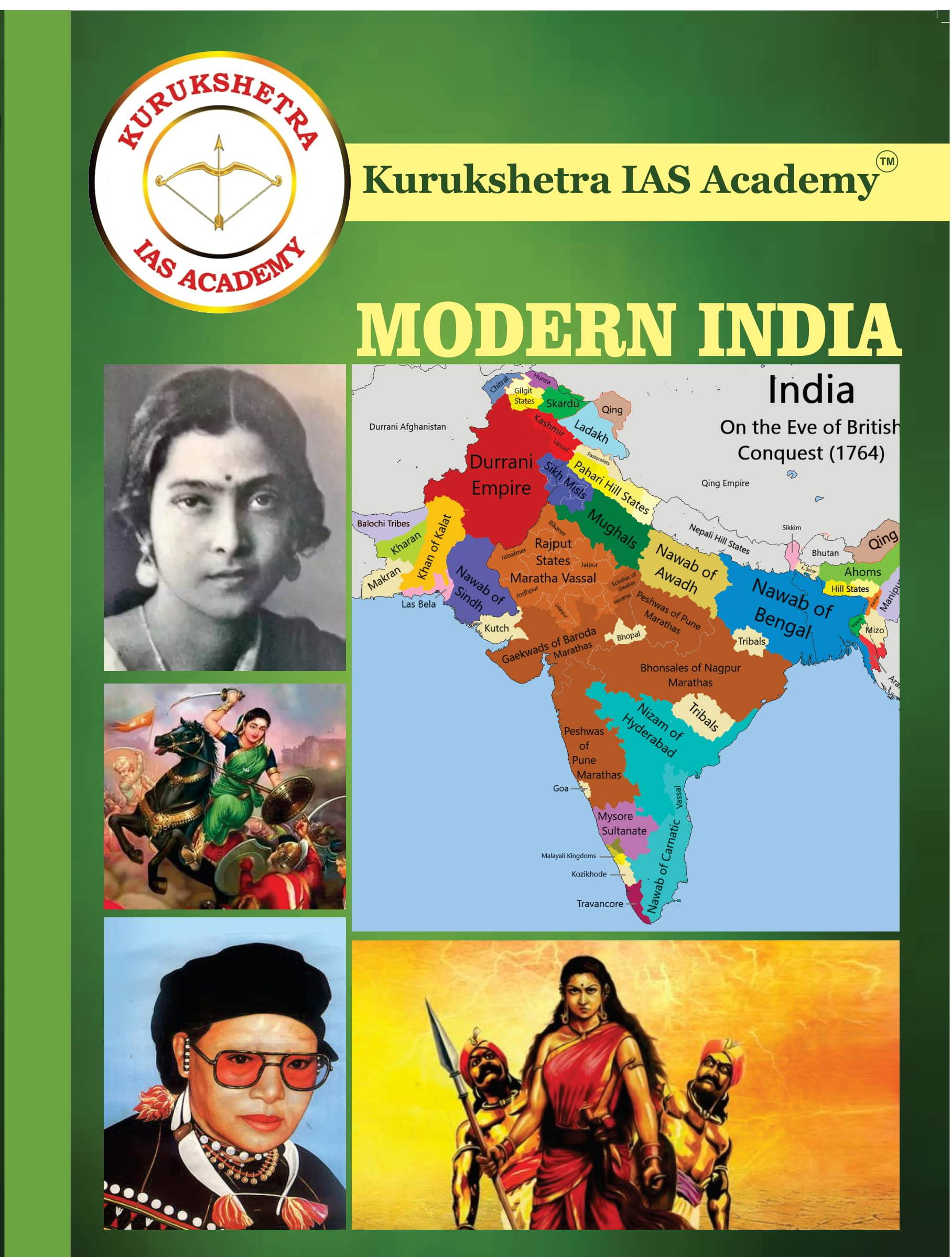 modern india notes book for ias ips upsc tnpsc